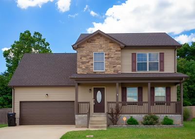 Clarksville Single Family Home For Sale: 1156 Freedom Dr