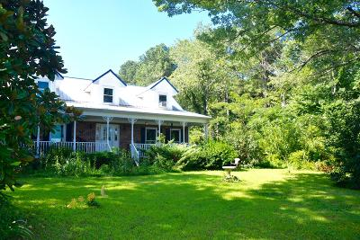 Ethridge Single Family Home For Sale: 17 Three Oaks Rd