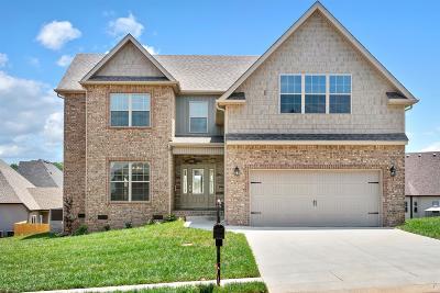 Clarksville Single Family Home For Sale: 429 Farmington