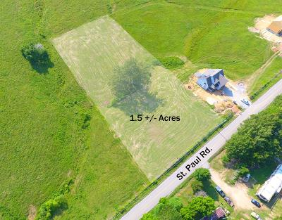 Woodlawn Residential Lots & Land For Sale: 2648 St Paul Rd