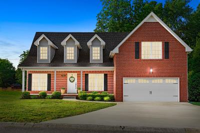 Clarksville Single Family Home For Sale: 716 Superior Ln