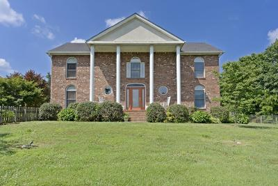 Greenbrier Single Family Home For Sale: 2156 Tom Austin Hwy