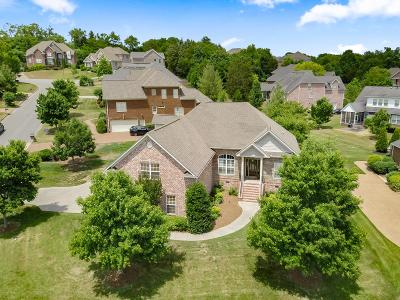 Brentwood Single Family Home Active Under Contract: 347 Shadow Creek Dr