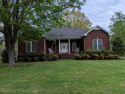 Bradyville Single Family Home For Sale: 428 Parker Dr