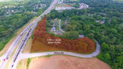 Adams, Clarksville, Springfield, Dover Commercial For Sale: 2 Victory Rd.