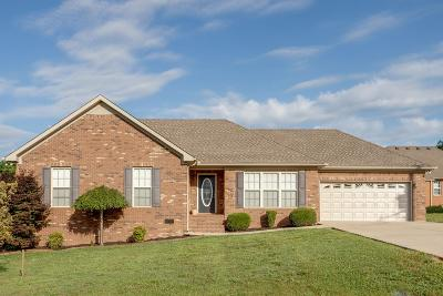 Marshall County Single Family Home Active Under Contract: 1024 Corey Dr