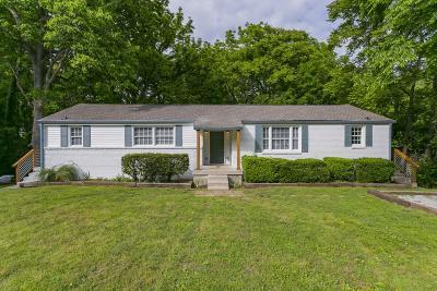 Nashville Rental For Rent: 2410 Dennywood Drive