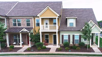 Murfreesboro Condo/Townhouse For Sale: 2735 Sterlingshire Dr