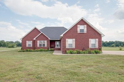 Murfreesboro Single Family Home For Sale: 4575 Shores Road