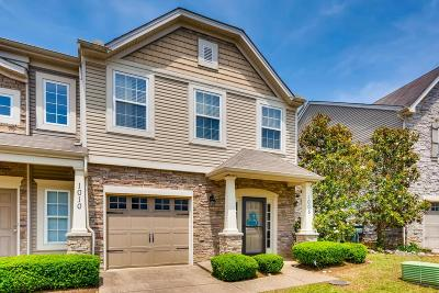 Old Hickory Condo/Townhouse For Sale: 1008 Chatsworth Dr