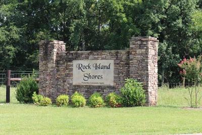 Van Buren County Residential Lots & Land For Sale: Rock Island Shores Dr