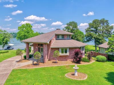 Mount Juliet Single Family Home For Sale: 215 Lakeview Cir