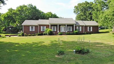Goodlettsville Single Family Home For Sale: 301 Mathes Dr