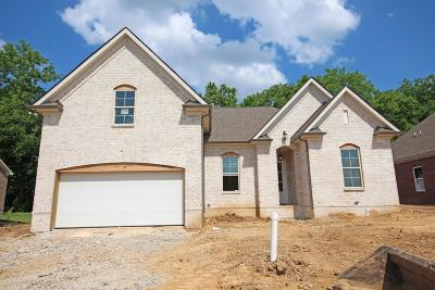 Spring Hill Single Family Home For Sale: 708 Rain Meadow Ct, Lot 252