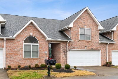 Clarksville Condo/Townhouse For Sale: 51 Abby Lynn Cir