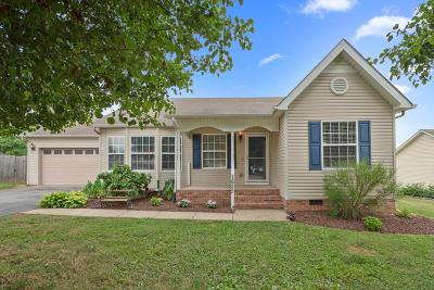 Columbia Single Family Home Active Under Contract: 1625 Joel Dr