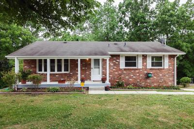 Nashville Single Family Home For Sale: 803 Winthorne Ct