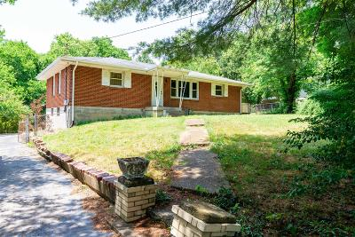 Nashville Single Family Home For Sale: 1205 Sussex Ct