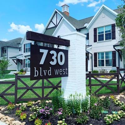 Bellevue Single Family Home For Sale: 730 Old Hickory Blvd Unit 121