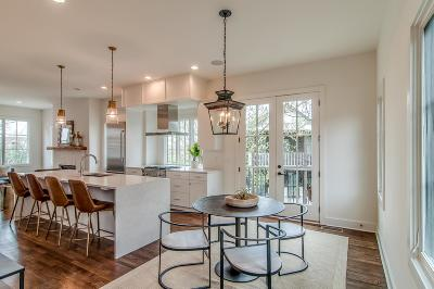 Nashville Condo/Townhouse Active Under Contract: 519 Chesterfield Ave Unit 5 #4