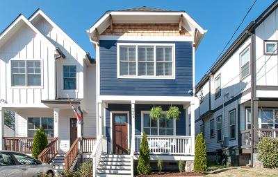 Nashville Single Family Home Active Under Contract: 406 Theresa Ave