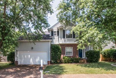 Fieldstone Farms Single Family Home For Sale: 169 Cavalcade Cir