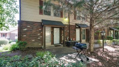 Nashville Condo/Townhouse For Sale: 500 Paragon Mills Rd Apt D8 #D-8