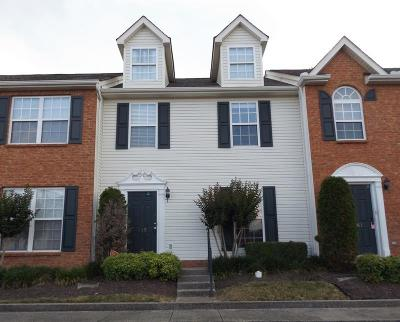 Antioch  Condo/Townhouse For Sale: 5170 Hickory Hollow Pkwy #159 #159