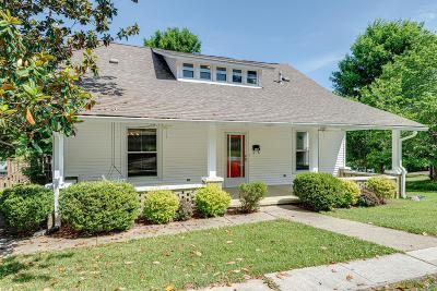 Dickson Single Family Home For Sale: 504 N Main St