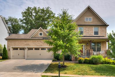Nolensville Single Family Home For Sale: 1425 Jersey Farm Rd