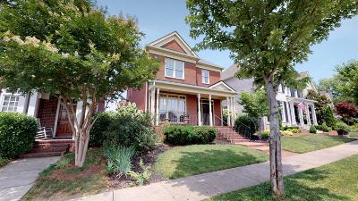 Thompsons Station Single Family Home For Sale: 3008 Americus Dr