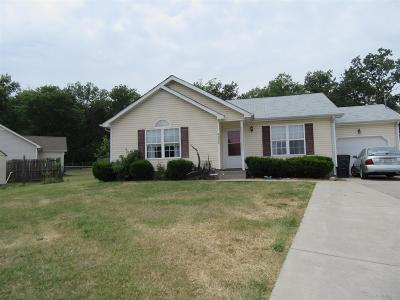 Smyrna Single Family Home Active Under Contract: 1029 Sky Valley Trl