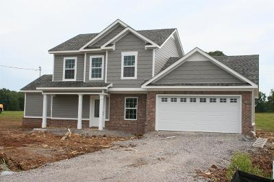 Lewisburg Single Family Home For Sale: 1185 Finely Beech Rd