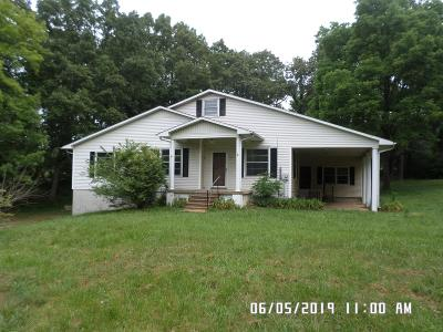 Lawrenceburg Single Family Home For Sale: 1210 Fall River Rd