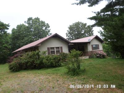 Waynesboro Single Family Home For Sale: 2001 Natural Bridge Rd