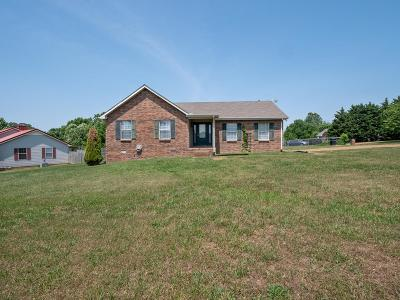 Greenbrier Single Family Home Active Under Contract: 4000 Quail Ct W