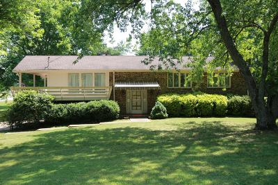 Brentwood Single Family Home Active Under Contract: 718 Wilson Pike