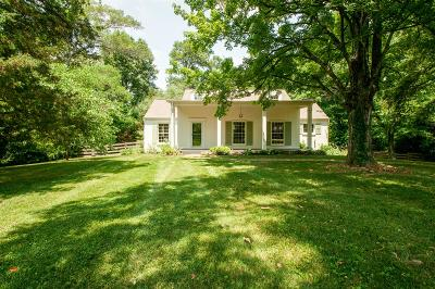 Nashville Single Family Home Active Under Contract: 872 Battery Lane