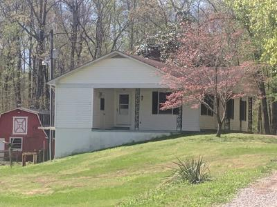 Dover Single Family Home Active Under Contract: 233 Lockwood Hollow Rd