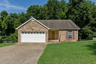 Clarksville Single Family Home For Sale: 354 Andrew Dr
