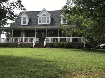 Sumner County Single Family Home For Sale: 3358 Hwy 52e