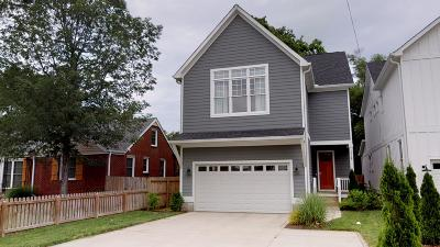 Single Family Home For Sale: 1002B Grandview