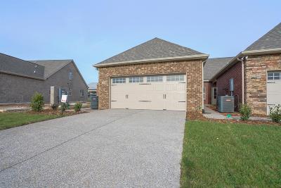 Murfreesboro Single Family Home For Sale: 3221 Livermore Lane, Lot 28