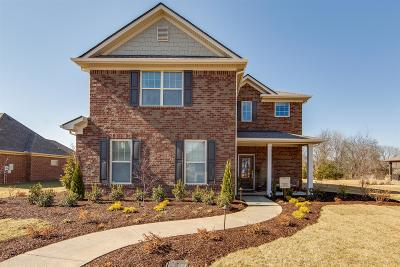 Gallatin Single Family Home For Sale: 286 Cloverbrook Way