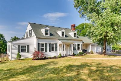 East Nashville Single Family Home Active Under Contract: 3946 Moss Rose Dr