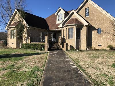 Franklin Single Family Home For Sale: 4409 Gosey Hill Rd