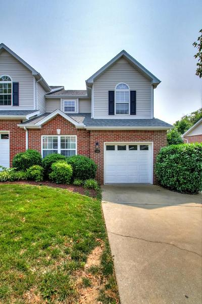 Mount Juliet Condo/Townhouse For Sale: 5809 St Charles Pl
