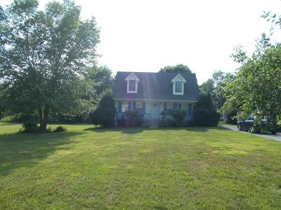 Chapmansboro Single Family Home Active Under Contract: 1003 Golden Pond Rd