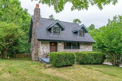 East Nashville Single Family Home For Sale: 4107 Moss Rose Dr