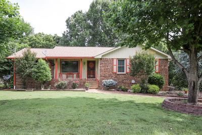 Goodlettsville Single Family Home For Sale: 405 Isaac Dr